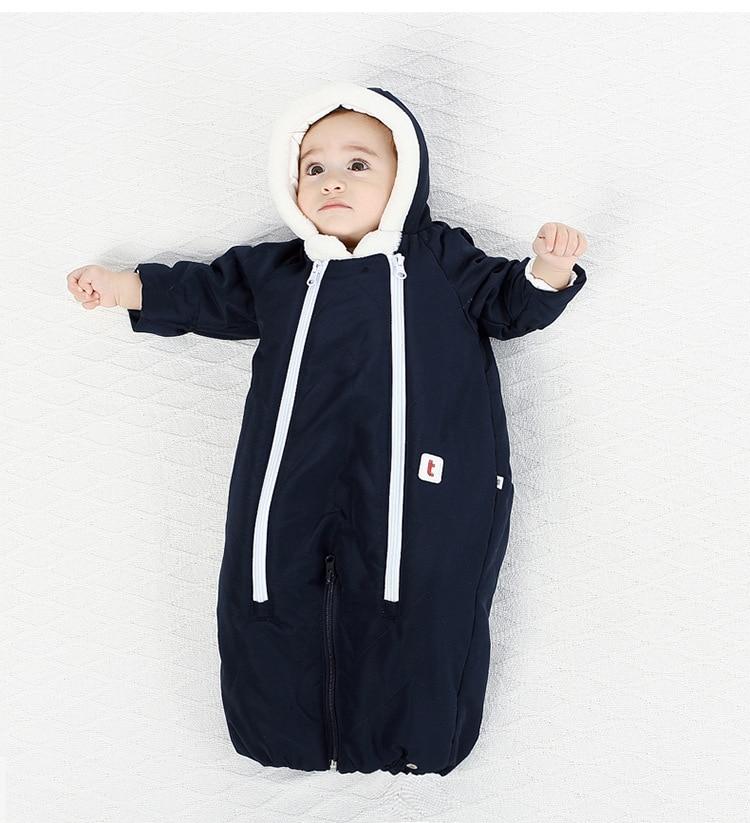 jumpsuit baby winter 09
