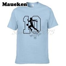 Men Diego Armando MARADONA el dies Argentina pibe uomo bimbo autografo T-shirt Clothes T Shirt Mens o-neck tee W17081301