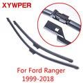 Стеклоочистители XYWPER для Ford Ranger  мягкие резиновые аксессуары для лобового стекла Ford Ranger