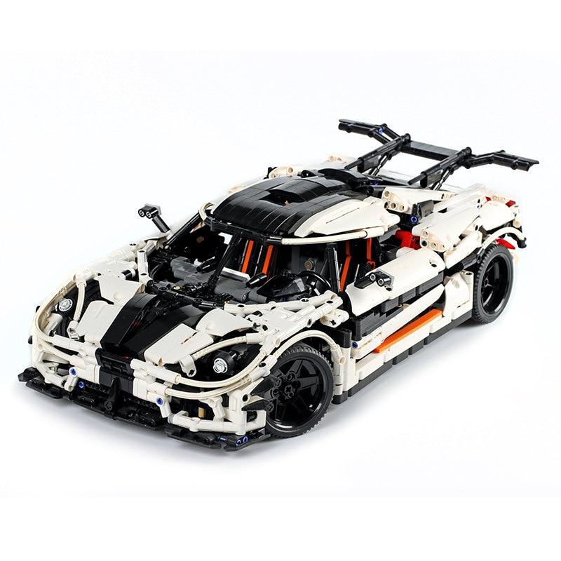 lepinblocks 20086 20086C 20001 Technic Race Car Building Blocks Bricks Compatible 42083 42056 Christmas Gift Bugatti car Chiron-in Blocks from Toys & Hobbies    3