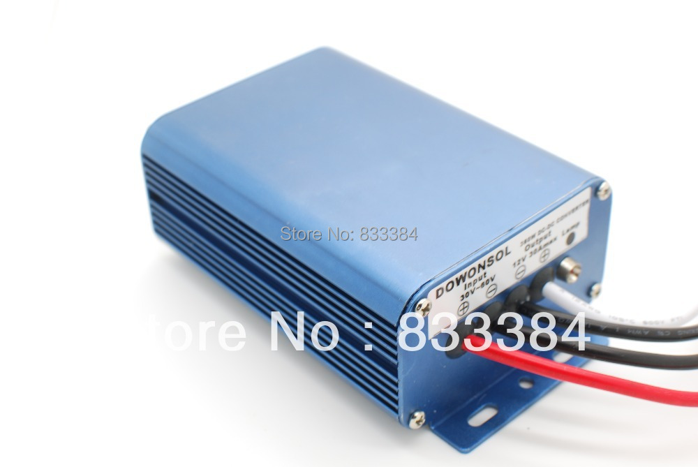DC-DC Converter 24V Step down to 12V 40A 480W dc to dc converter module free shipping woodwork a step by step photographic guide to successful woodworking
