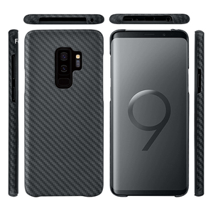 Image 4 - 炭素繊維ケース三星銀河S20超S10プラスS8 S9プラス注10注9 20マットアラミド繊維超薄型携帯電話のカバー