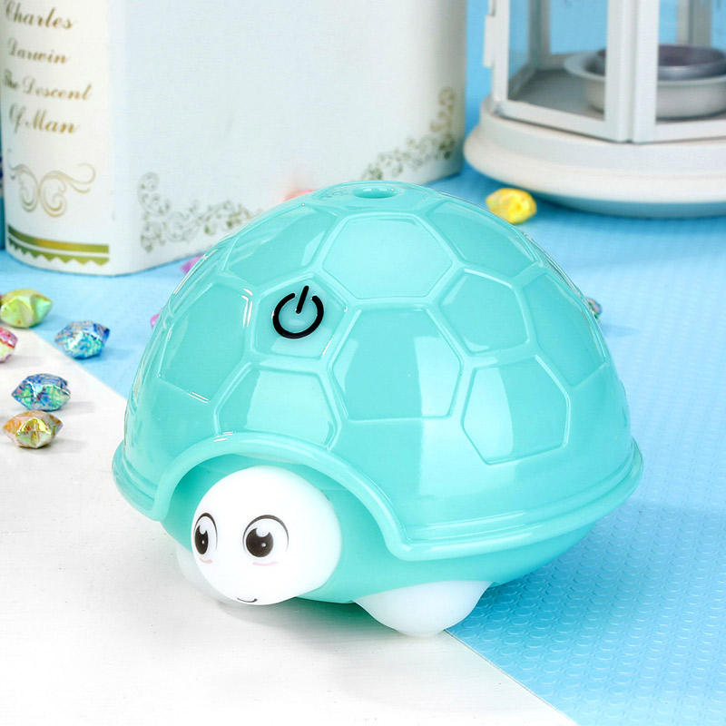 LED night light with 160ML Humidifier USB cute Car Mini Aroma Diffuser child toy decor lamp Home Office blub baby gift