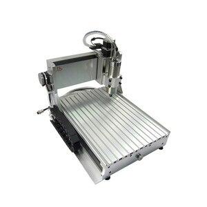 Image 3 - LY CNC 3040 4 ציר usb Z VFD 1500W ציר עץ כרסום מכונת 1.5KW מתכת חרט נתב עם מתג הגבלה