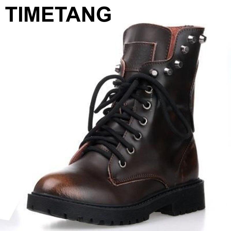 Online Get Cheap Patent Leather Combat Boots -Aliexpress.com