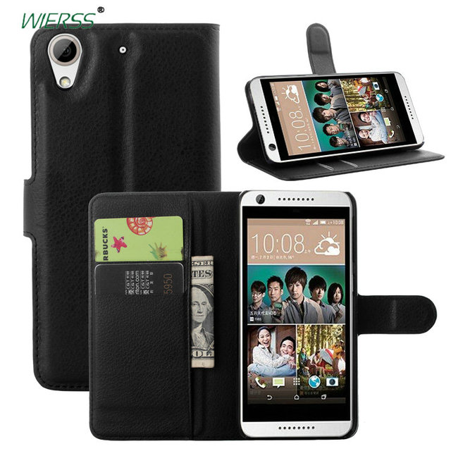 best service bcfd2 72975 US $3.51 30% OFF|Wallet Flip Leather Case For HTC Desire 728 D728 D728W  728G Dual SIM 5.5 inch phone Leather back Cover case with Stand Etui>-in  Flip ...