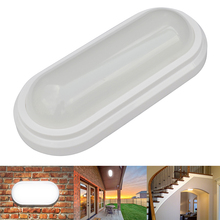 Jiawen moistureproof anti fog lamp 10W  kitchen toilet corridor balcony wall AC 220V
