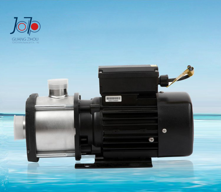 CMI2 6 2m3 h 47m Six Impeller Light Horizontal Multi stage Stainless Steel Centrifugal Pump Pipeline