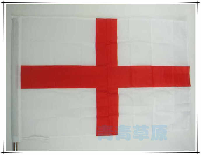 f35785e7 ... Flag of England 3x5 ft St George's Cross Red White English National  Banner Saint parade Festival ...
