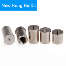 Brass PCB Board Solder Joint Copper Column Spot Weld Nut Welding Stud M3