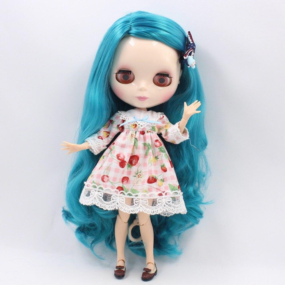 Neo Blythe Doll Cherry Strawberry Dress 2