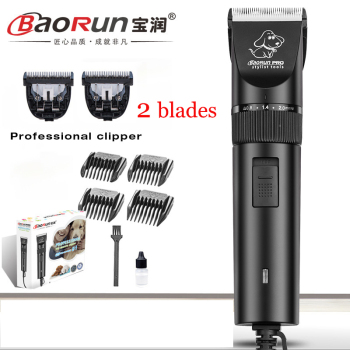 High Power Professional Electric Dog Hair Trimmer Pet Hair Clipper  Grooming Cat Animals Clipper Pets Haircut Shaver Machine