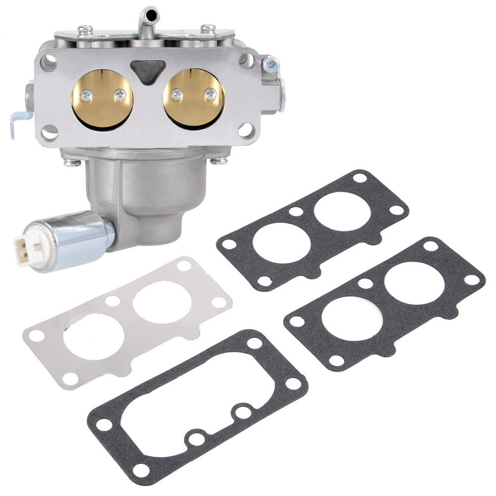 Newest 792295 Carburetor Carb for Briggs & Stratton 407777 44K700 44K777 44M777 44P777 Lawn Mower Engine with 3pcs Gaskets купить недорого в Москве
