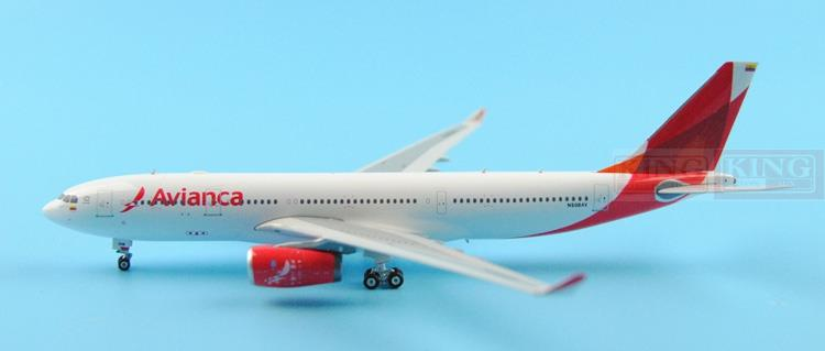 Phoenix 11114 Columbia Airlines N508AV 1:400 A330-200 commercial jetliners plane model hobby audioquest columbia 1 0m