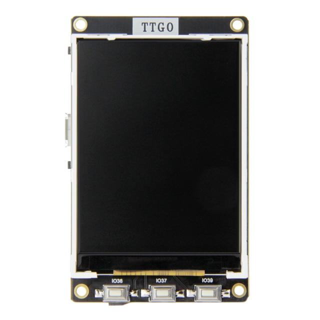 Лилиго®TTGO Настройка подсветки IP5306 I2C Psram 8 Мб макетная плата
