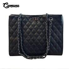 Classic Chains Bag For Women 2019 Designer Bags Famous Brand Women Bags PU Leather Handbags Luxury Quality Shoulder Bags Female стоимость