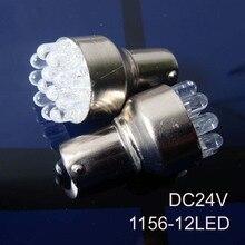 Hot sale 24V BA15S P21W S25 1156 led truck lights,Freight truck PY21W 24v led bulb,truck 24v led lamps free shipping 10pcs/lot