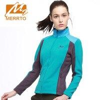 MERRTO Autumn Winter Women S Outdoor Fleece Jackets Softshell Thermal Jacket Hiking Camping Windproof Keep Warm