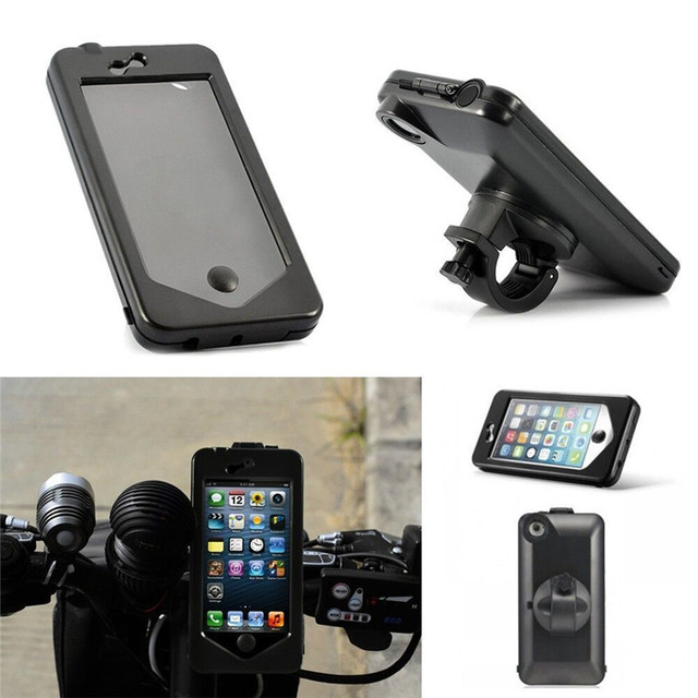 High Quality Waterproof Bike Bicycle Motorcycle Handlebar Mount Holder Case For iPhone 6 6S 4.7 inch