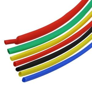 7 kolor 1 M elektroniczny rurki termokurczliwe 2:1 50mm/60mm/70mm/80mm /90mm/100mm/120mm/150mm ciepła termokurczliwa rurka