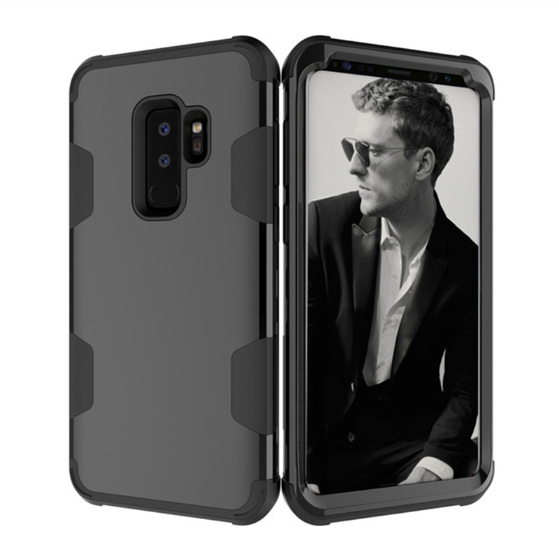 360 Full Body Case For Samsung Galaxy S9 S8 Plus Note 8 9 Hard Hybird Armor Shockproof Phone Back Cover for galaxys9plus carcasa