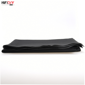 Image 4 - HIFIDIY LIVE Speaker Grill Cloth Stereo Fabric Gille Mesh Cloth Speaker Protective Accessories  Black 1.5*0.5