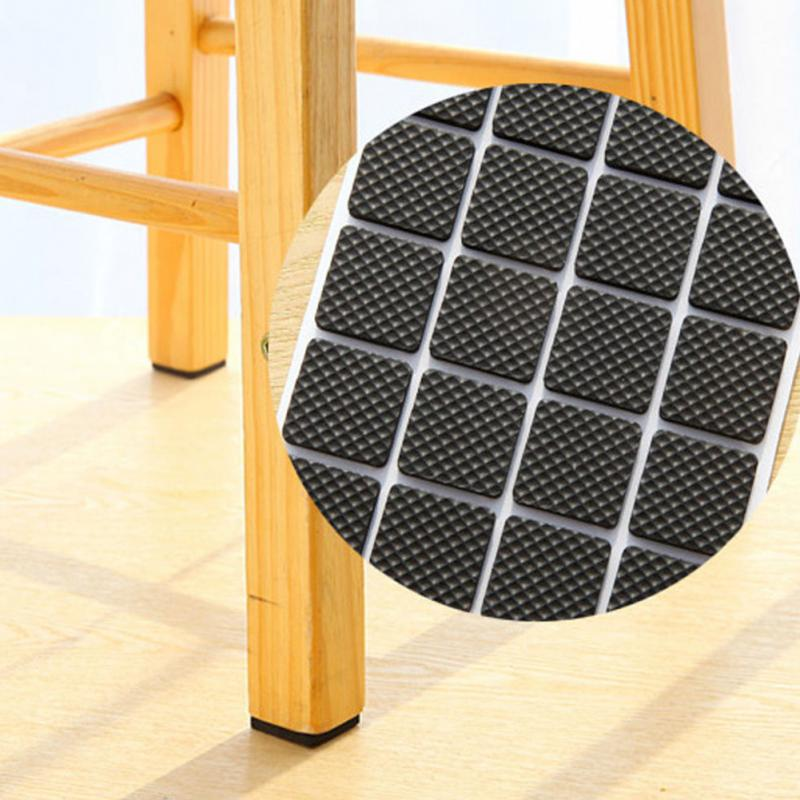 9 Types Various Chair Leg Feet Rubber Cap Pad Furniture Table Cover Pad Wood Floor Protector mat Home Hotel kitchen Decor цена 2017
