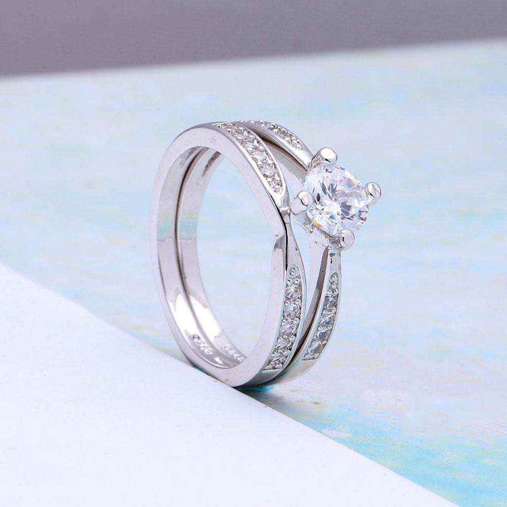 Popular Cheap Wedding Ring Sets for WomenBuy Cheap Cheap Wedding