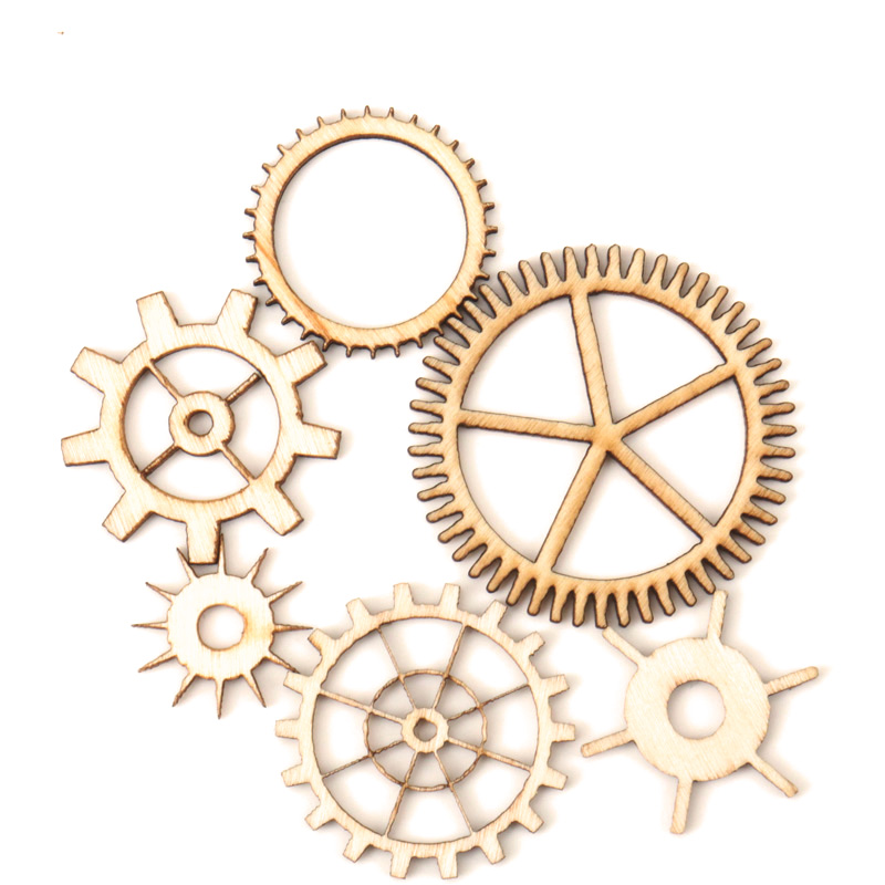 Mixed-Wheel-Gear-Pattern-Natrual-Wooden-Scrapbooking-Hollow-Craft-Round-Random-for-Handmade-Home-Decoration-20 (5)
