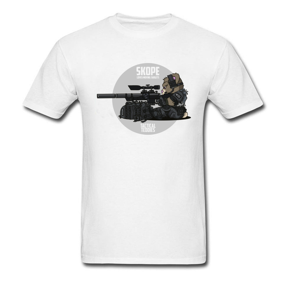 Tactical Teddies Sniper Night_white