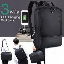 Premium Anti-theft  Backpack School bag Multifunction USB charging Men Backpacks For Teenager Fashion Male