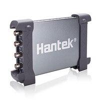 Hantek цифровой USB осциллографы 6074BC 4 канала 70 МГц 1GSa/s Ручной осциллограф портативный ПК Osciloscopio диагностический инструмент