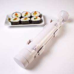 Устройство для приготовления суши роллов форма для роллов устройство для заворачивания суши Базука риса для мяса и овощей DIY для