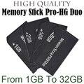 Высокоскоростные Карты Памяти Memory stick pro duo 2/4/8/16/32/64 ГБ оригинальный памяти карты MS хорошее качество для sony psp камеры мобильного телефона