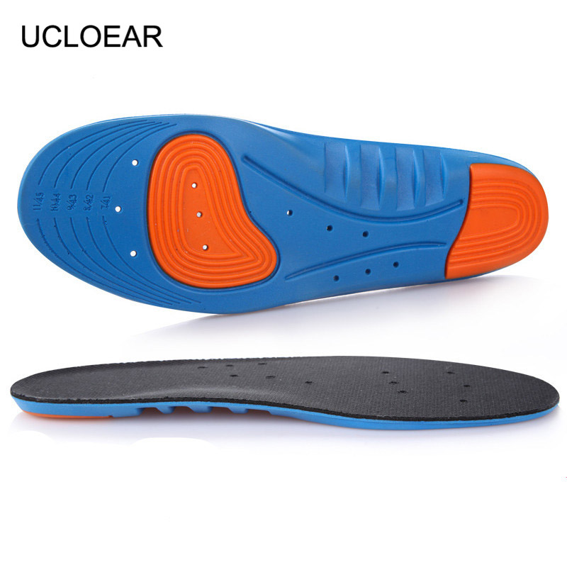Unisex Free Size Insole Increasing Damping Breathable Insoles Relieve Pain Shoe Foot Care Pad Insoles Silicone Insole XD-024 expfoot orthotic arch support shoe pad orthopedic insoles pu insoles for shoes breathable foot pads massage sport insole 045