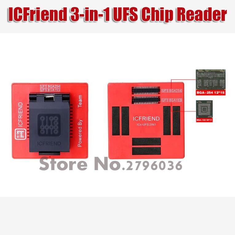 HOT SALE] 2019 News ICFriend ICs UFS 3IN1 Support UFS BGA