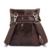 Mva couro genuíno saco de moda mensageiro sacos de couro dos homens saco de viagem pequeno flap shoulder bags crossbody bolsas 2017 novo