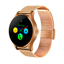 Original Bluetooth K88H Smart Watch Wristwatch MTK2502 Smartwatch Heart Rate Monitor Pedometer Tracker Dialing for Android iOS