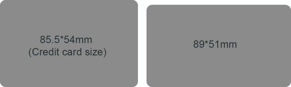 United 卸売高品質カスタマイズレーザー刻印マットブラックステンレス鋼金属名刺 Kardart States 5