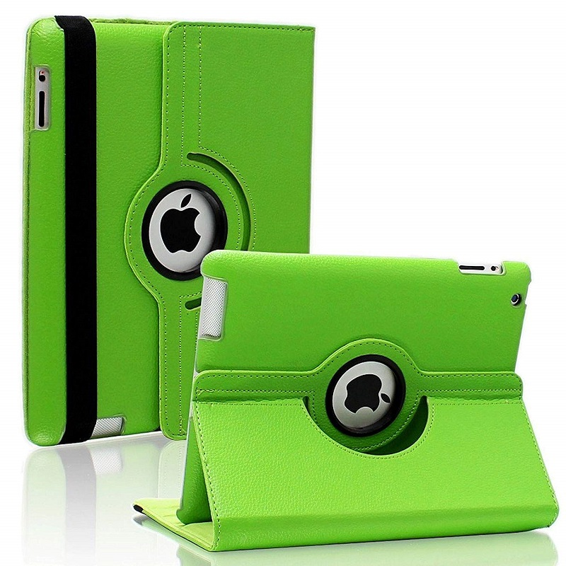 Ultra Slim PU Leather Case For Apple iPad 2 3 4 A1397 A1396 A1395 A1430 A1403 A1459 A1460 A1458 Stand Cover For Ipad 2 3 4 Cases image
