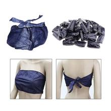 50pcs Wholesale Disposable Spa Massage Non Woven Women Bikini Bras