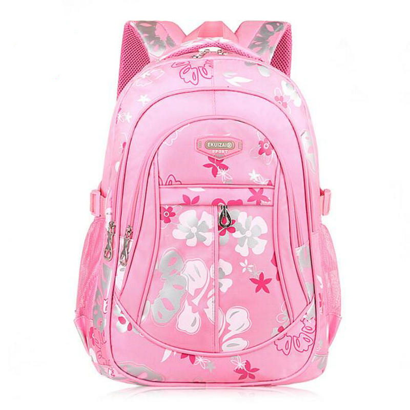 New Children School Bags For Girls Boys High Quality Kids Backpack In Primary School Backpacks Mochila Infantil Zip