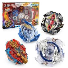 4st / set Beyblade Arena Spinning Topp Metal Fight Bayblade Beyblade Metal Fusion Barn Presenter Classic Leksaker Present YH1175