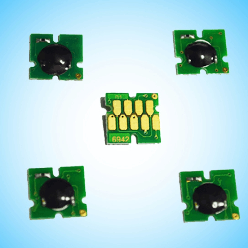 T6941 T6945 T6941 Cartridge Chip For Epson Surecolor T3000 T3070 T5070 T7070 T3200 T5200 T7200 T3270 T5270 T7270 Printer in 3D Printer Parts Accessories from Computer Office