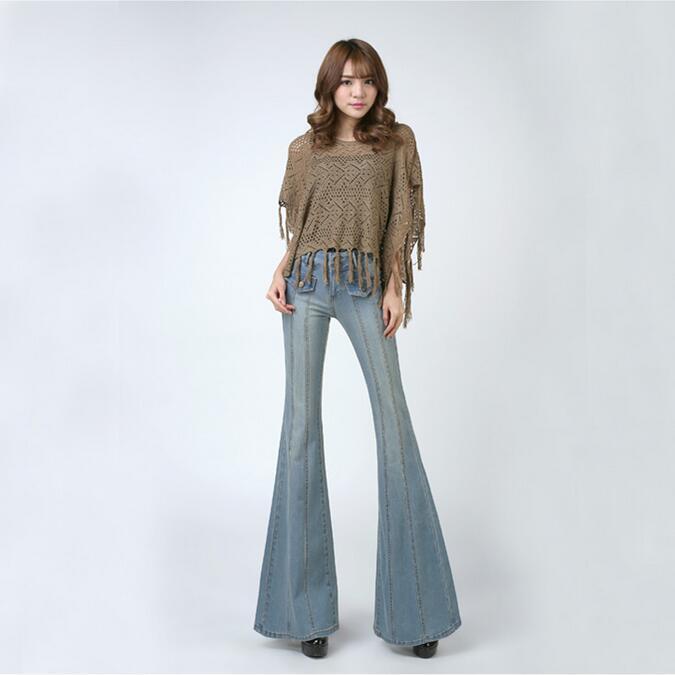 Popular High Waist Flare Jeans-Buy Cheap High Waist Flare Jeans