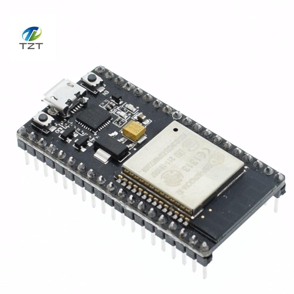 ESP-32S ESP-32 развитию Wi-Fi Беспроводной Bluetooth . 274,44 руб.