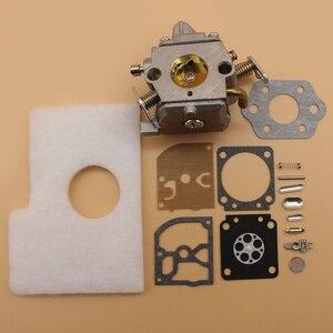 Image 4 - المكربن فلتر الهواء إصلاح إعادة بناء عدة ل STIHL MS170 MS180 MS 170 180 017 018 بالمنشار Zama C1Q S57B ، 1130 120 0603