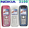 3100 Original Unlocked Nokia 3100 GSM Bar 850 mAh Support Russian & Arabic keyboard Cheap and old Cellphone Free Shipping
