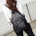 Harajuku style Women Backpacks Fashion Backpacks Women PU Leather School Bag Girls Female Black Colors Travel Shoulder Bags