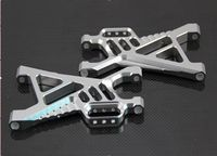 CNC alloy Rear lower arm bracket For 1/5 HPI rovan km gtb Baja 5B 5T rc car parts